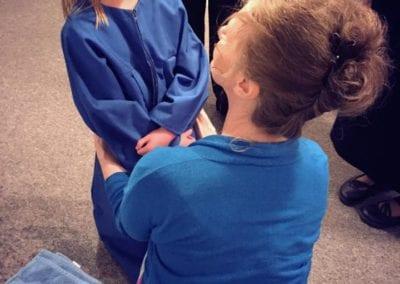 children-baptism-before